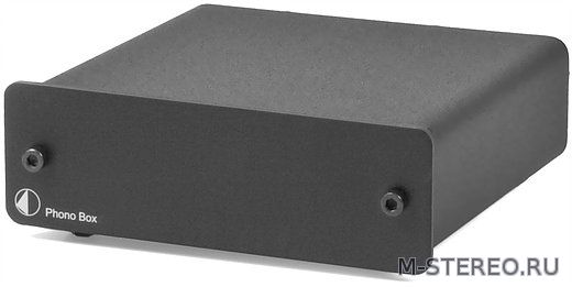Фонокорректор MM/MC Pro-Ject Audio Phono Box DC