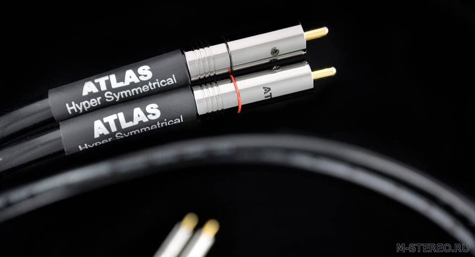 ATLAS CABLES Hyper Symmetrical 1,5 m