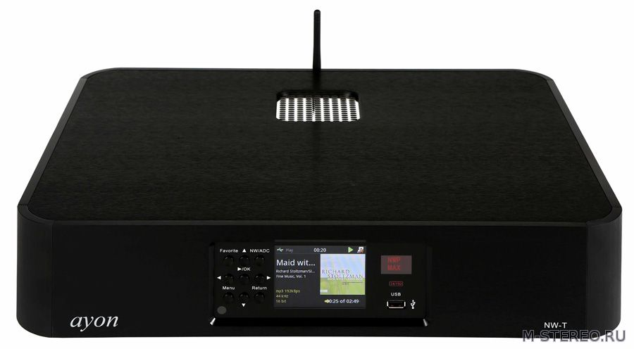 AYON AUDIO NW-T (PCM-DSD)